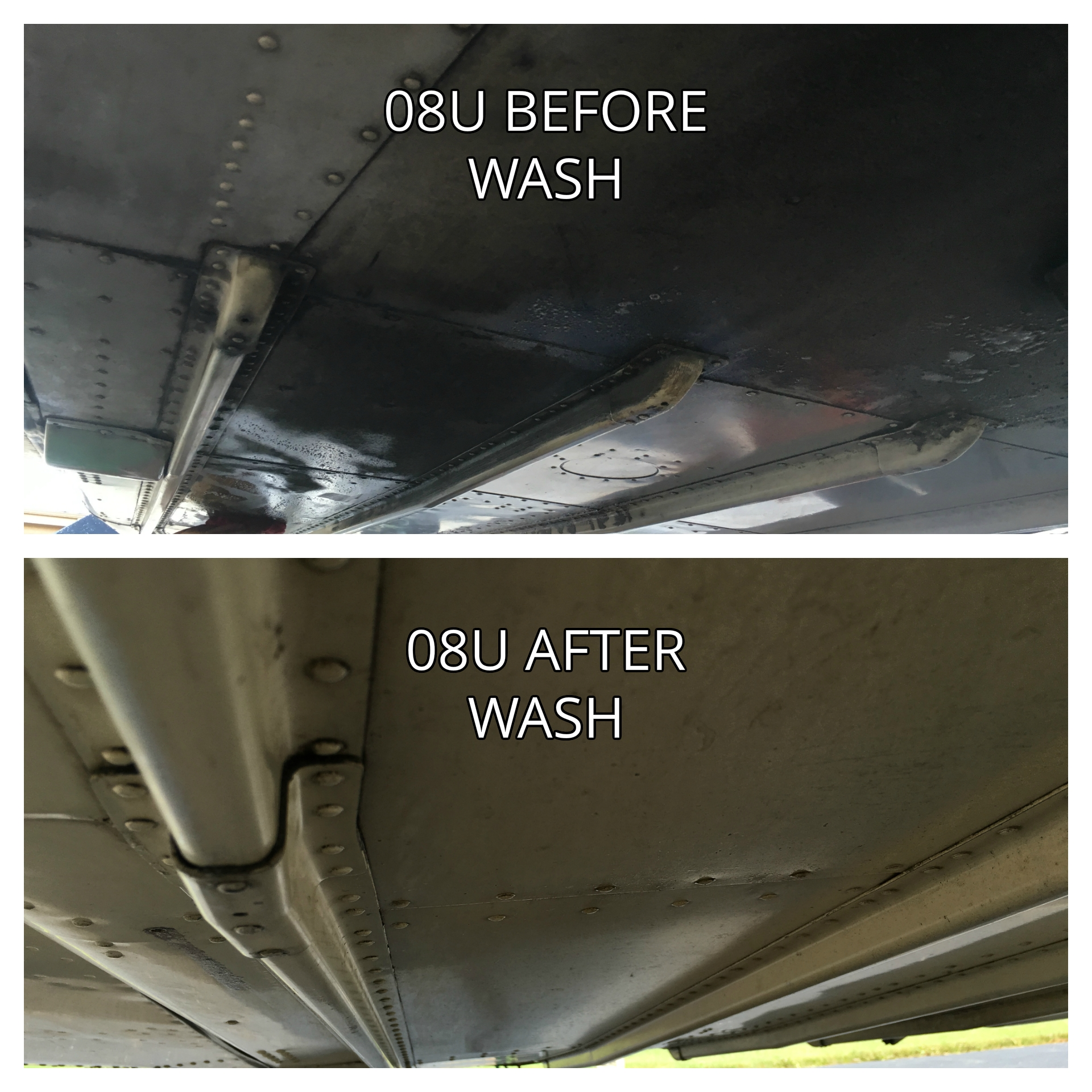 08U Before/After