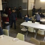 Pancake Breakfast in Hangar #3