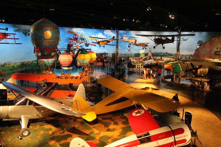 air muzeum